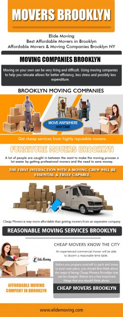 Reasonable Moving Services Brooklyn