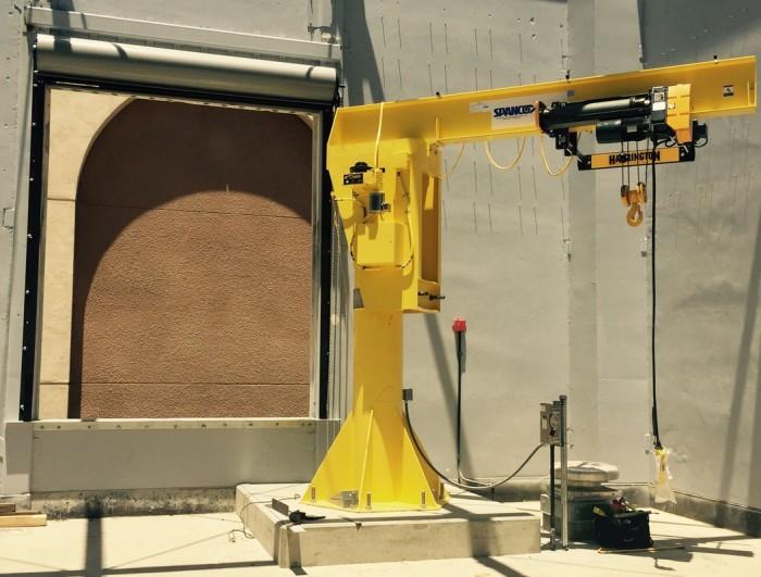 Advanced Industrial Solutions Crane Service Maintenance