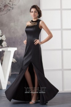 Vestiti lunghi neri Piccola tradizionali Naturale A Terra – www.ysun.it