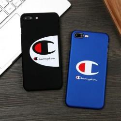商品名: ブランド チャンピオン Champion iPhoneX 携帯カバー iphone8 アイフォン7/7plus/6s/6 簡潔 ス ...