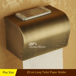 Brown vintage Toilet Paper Holder
