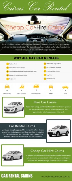 Car Hire Cairns