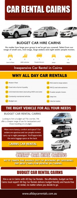 Cairns Car Hire