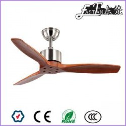 East Fan 42 inch nature wood Ceiling Fan with No light item EF42003A | Ceiling Fan