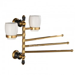 Enhance the elegance of the bathrooms with the Modern Bathroom Accessories » California Flower S ...