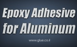 Epoxy Adhesive For Metal