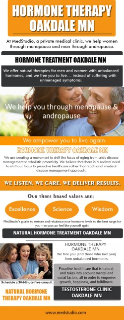 natural hormone therapy oakdale mn