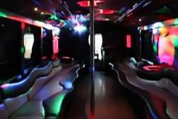 Memphis Limo Bus