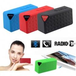 Mini Portable Wireless Bluetooth Speaker X3