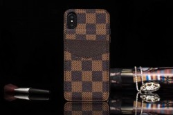 iphoneX ケース 人気 ブランド8Plus/7/6s suica入れカード収納LV縦開きスマホケース便利アイフォンX/8/ ...