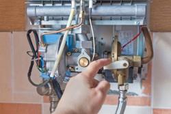 hot water heater not-working