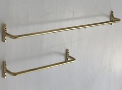Brass towel bar | Home Rise Online