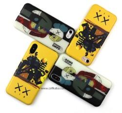 ブランド カウズ ジョーダン コラボアイテム iphone xケース カッコイイ Jordan アイフォン8ケース