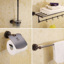 Homerises Blog: Points to check while buying the Bathroom Accessories Sets