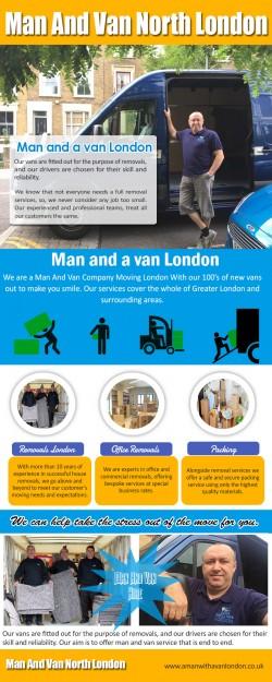 Man With A Van London