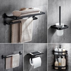 Why property owners get weak on their knees for the black bathroom accessories – homarys decor