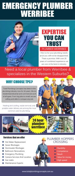 Plumbing and Drainage in Werribee