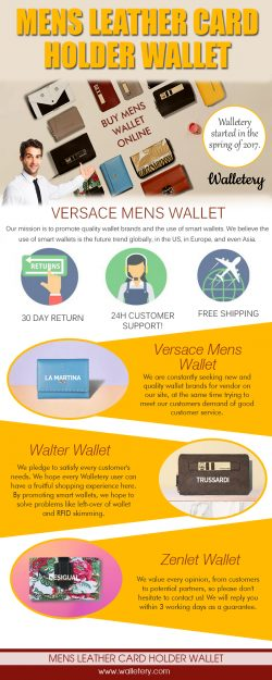 Versace Mens Wallet