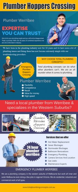 plumbers werribee hoppers crossing
