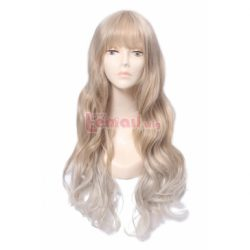 Long Blonde Fashion Wigs for Women for Sale – L-email Cosplay Wig