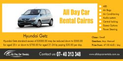 All Day Car rental Cairns