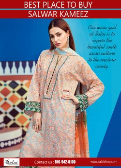 Best Place to Buy Salwar Kameez