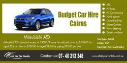 Budget Car Hire Cairns