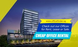 Cheap Office Rental