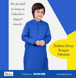 Children Dress Designs Pakistani