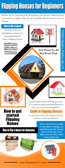 Guide To Flipping Houses
