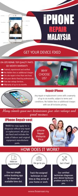 Best iphone Repair Malaysia