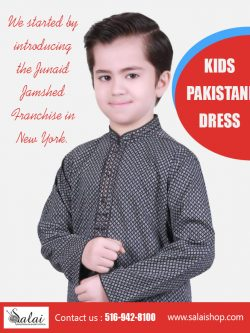 Kids Pakistani Dress