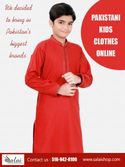Pakistani Kids Clothes Online