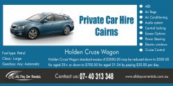 Private Car Hire Cairns