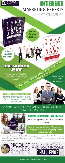Small Business Consultant Lake Charles