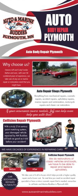 Auto Body Repair Plymouth