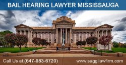 Bail Hearing Lawyer Mississauga