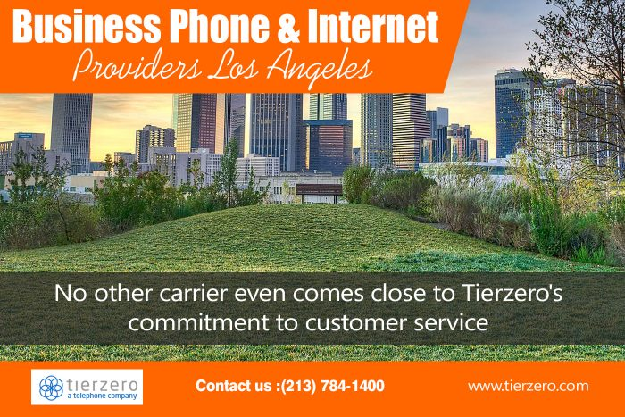 Business Phone & Internet Providers Los Angeles
