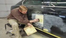 Car Body Shop Repairs Plymouth