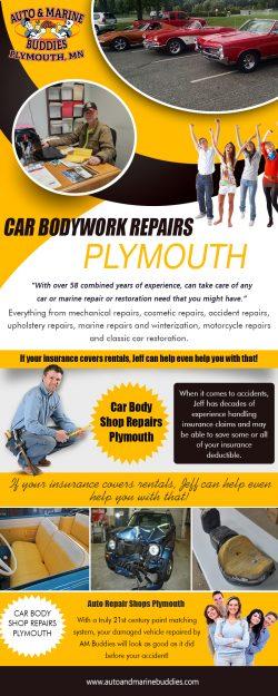 Car Bodywork Repairs Plymouth