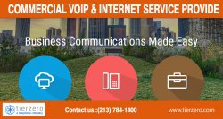 Commercial Voip & Internet Service Provide