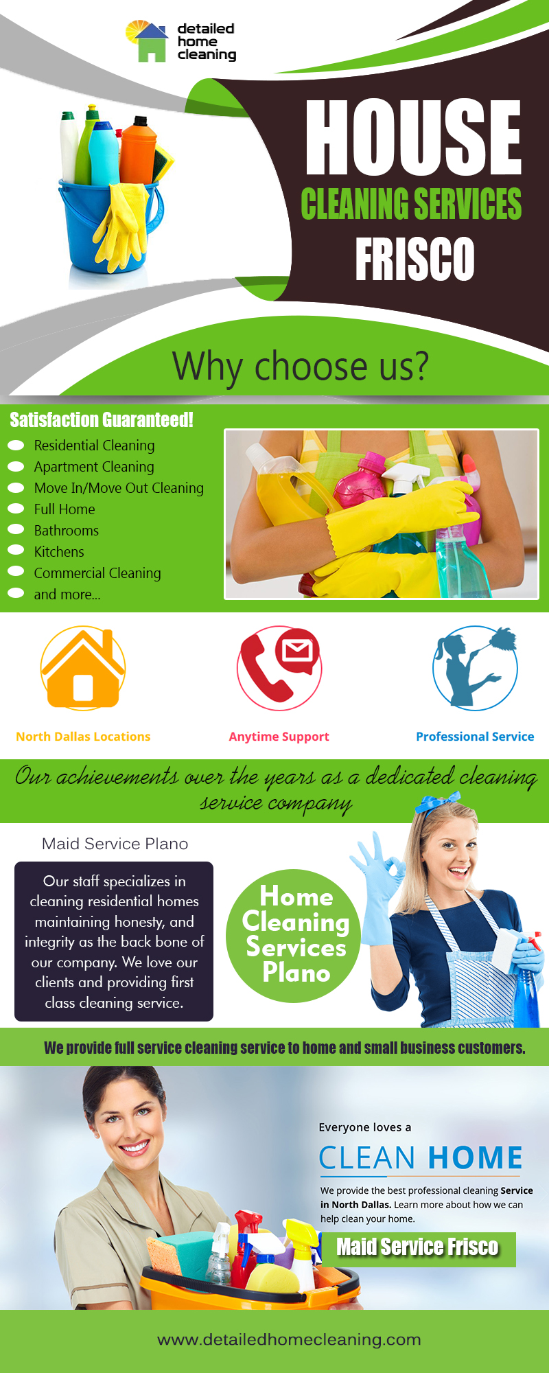 House Cleaning Services Frisco