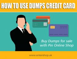 How To Use Dumps Credit Card