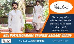Buy Pakistani Mens Shalwar Kameez Online | https://salaishop.com/