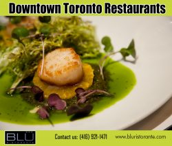 Private dining for two Toronto