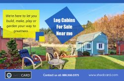 Log cabins for sale near me