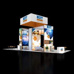 Exponents Custom Trade Show Exhibits