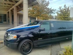 Wedding SUV Limo
