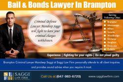 Bail & Bonds Lawyer In Brampton