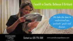 Facelift in Seattle, Bellevue & Kirkland | cosmeticsurgeryforyou.com